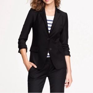 j crew 1035 bi stretch blazer
